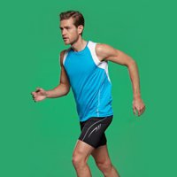 James & Nicholson Men's Running Tank JN395